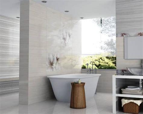 d 233 coration salle de bain mur exemples d am 233 nagements