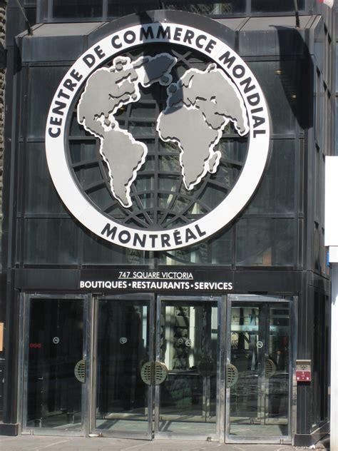 world trade centre montreal