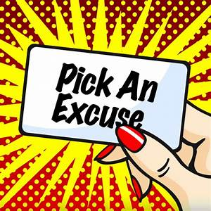 Pick An Excuse Application Now In iTunes App Store