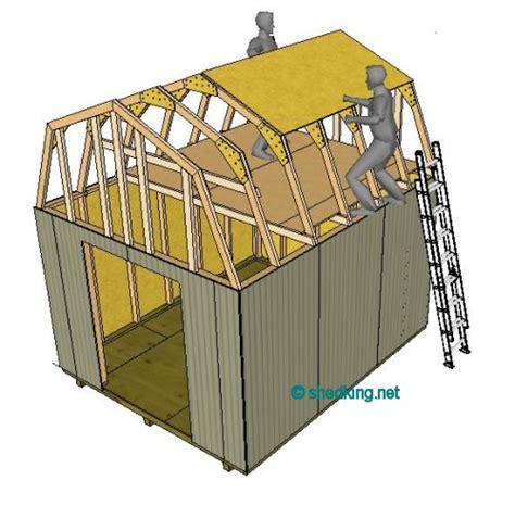 shedlast 12x12 wood storage shed