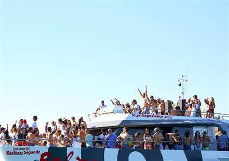 On A Boat Party by Albufeira Boat Party Albufeira