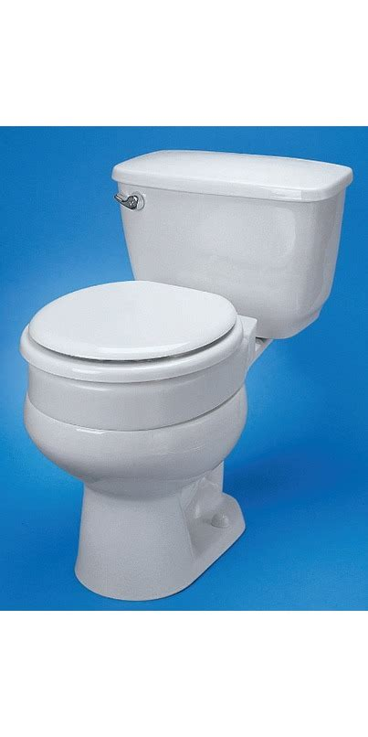 buy bios hinged elevated toilet seat at well ca free shipping 35 in canada