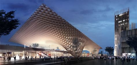 Architecture : Erik Giudice Architecture Unveil A Proposal For A Wooden