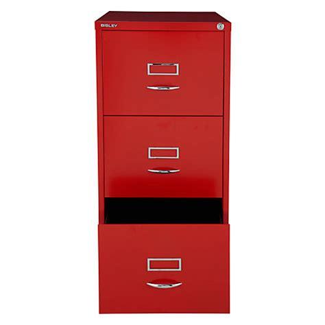 buy bisley 3 drawer filing cabinet lewis