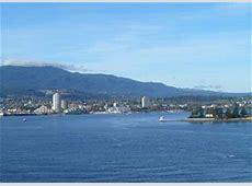 Cruises To Nanaimo, British Columbia Nanaimo Cruise Ship