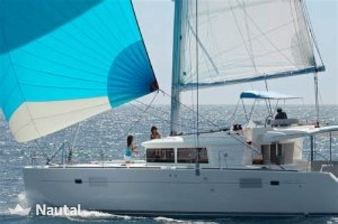 Catamaran Charter Florida by Katamaran Chartern Lagoon 450 Im Key West Harbour Florida