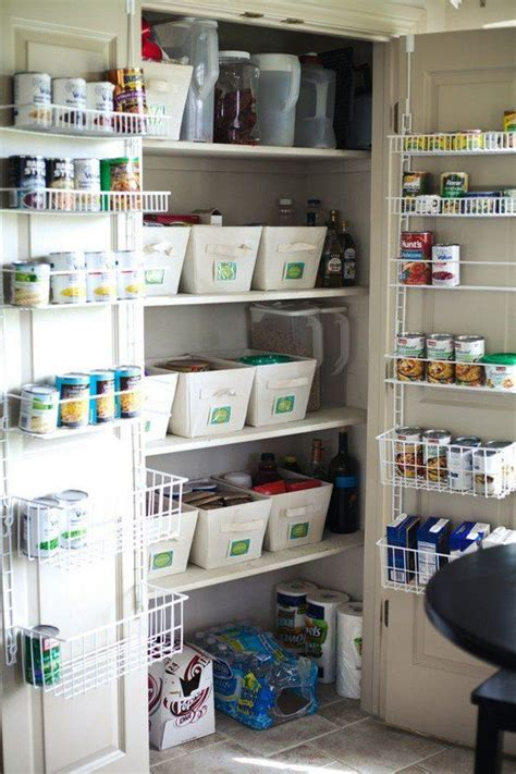 Kitchen Cabinets Organizers Pantry by 15 Stylish Pantry Organizer Ideas For Your Kitchen The