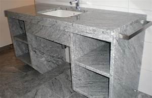 Waschtische Aus Naturstein : viskont white aus dem granit sortiment von wieland naturstein ~ Markanthonyermac.com Haus und Dekorationen