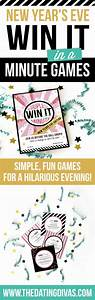 New Year's Eve Win It in a Minute Games - The Dating Divas