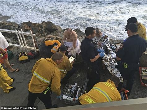 Redondo Beach Boat Crash Into Pier by Fire Official 4 Lucky To Be Alive After Boat Capsized