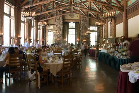 Ahwahnee Hotel Dining Room  Lolo's Extreme Cross Country