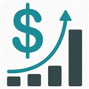 Financial report, graph, increase, sales chart, statistics ...