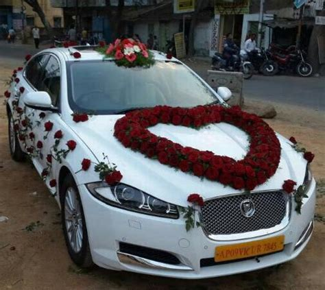 fashion trends simple car decoration for marriage