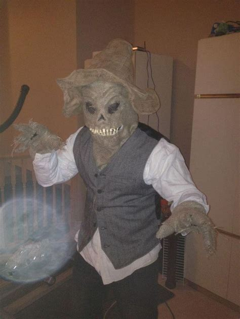 17 Best Ideas About Scary Scarecrow Costume On Pinterest  Scary Scarecrow, Scarecrow Costume
