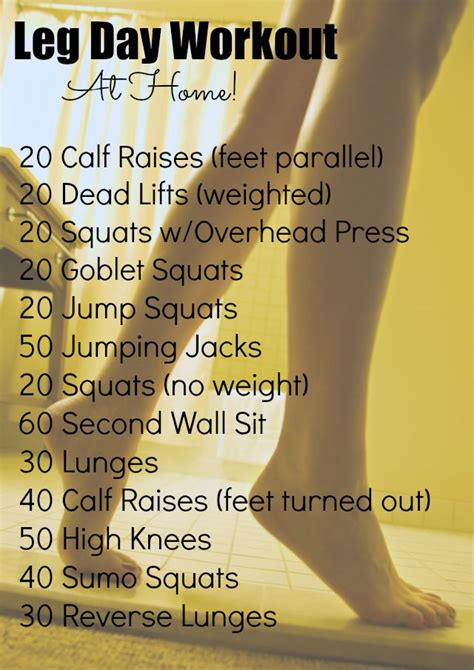 at home leg workouts best at home workouts shaping up to be a