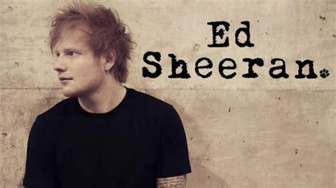 Lirik Lagu Ed Sheeran