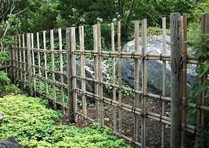 Sichtschutzzaun Bambus Holz : sichtschutz aus bambus selber bauen bambusrohr und bambusmatten ~ Markanthonyermac.com Haus und Dekorationen