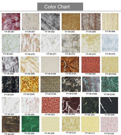 diff 233 rents types pas cher panneau de mur de fa 231 ade marbre en plastique en aluminium