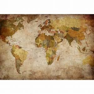 Alte Weltkarte Poster : vliestapete fototapete vlies tapete weltkarte antik atlas landkarte 400x280cm marken vlies ~ Markanthonyermac.com Haus und Dekorationen