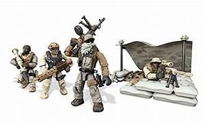 Mega Construx Call of Duty – Desert Squad - Playset-toys