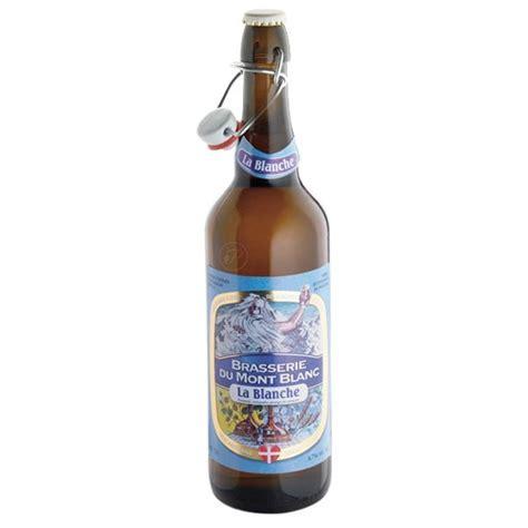 bouteille de bi 232 re blanche mont blanc achetez bouteille de bi 232 re blanche mont blanc sur pompe