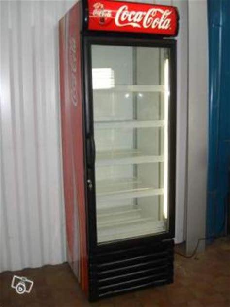 vitrine r 233 frig 233 r 233 e coca cola occasion