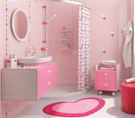Cute Girly Bathroom Decor  Bathroom Decor Ideas