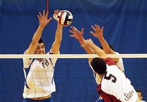 Men's volleyball unphased by injuries as young players ...