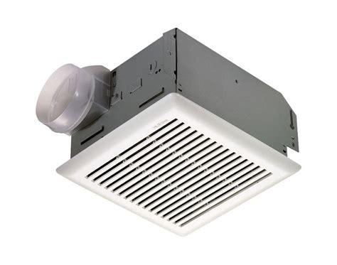 Nutone Bathroom Exhaust Fan 8814r by Nutone 8814r White Polymeric Bathroom Nutone 8814r 110 Cfm