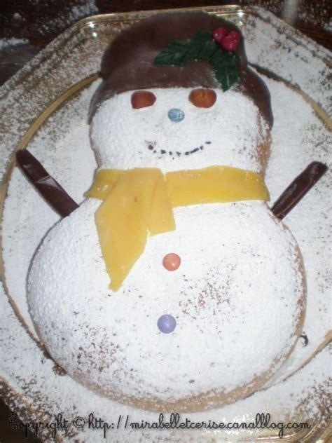 g 226 teau bonhomme de neige je m 233 clate dans ma cuisine