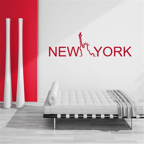 stickers new york pas cher