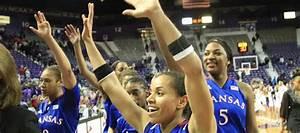 KU women's basketball team out-muscles Kansas State, 89-80 ...