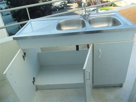 meuble evier inox occasion clasf