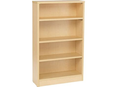 "High Pressure Laminate Doublesided Bookcase 36""wx60""h"