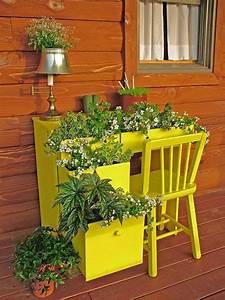 Tisch Selber Machen : lustige gartendeko selber machen diy pflanzgef e ~ Markanthonyermac.com Haus und Dekorationen