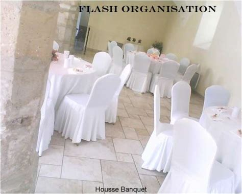 mobilier table chaise de mariage