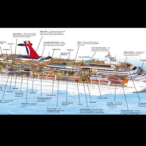 deck plan carnival conquest woodworking projects plans