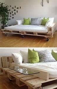 Bauanleitung Paletten Sofa : 35 recycling m bel lampen und pflanzenbeh lter beeindrucken mit einzigartigkeit palette ~ Markanthonyermac.com Haus und Dekorationen