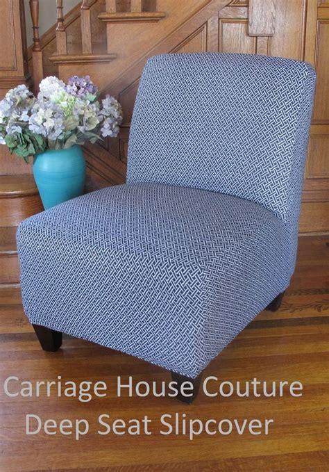 slipcover black white slipcover for slipper chair armless chair accent chair ebay