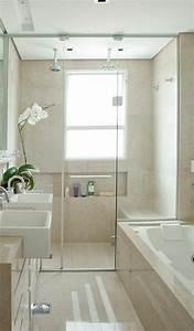 Kleines Bad Dusche : 120 moderne designs von glaswand dusche ~ Markanthonyermac.com Haus und Dekorationen