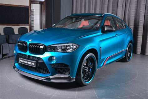 Enhanced Bmw X6m Is A Tribute To All Things M Performance