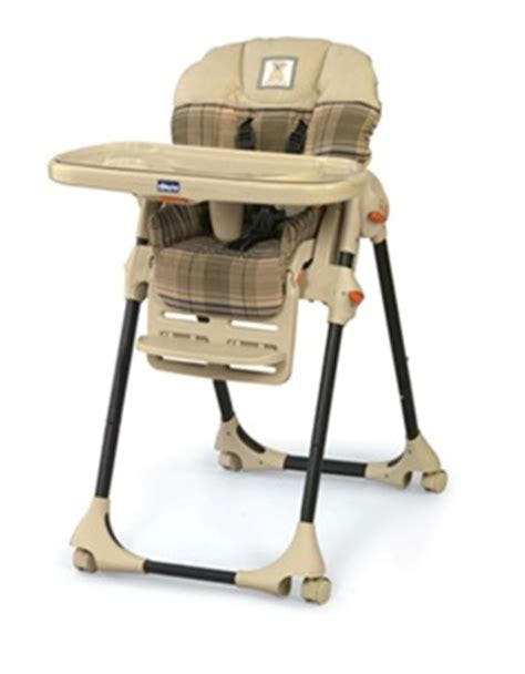 Chicco 10840 Highchair Recall by Chicco Polly High Chairs Recalled Due To Laceration Hazard