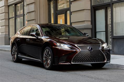 2018 Lexus Ls Reviews And Rating  Motor Trend