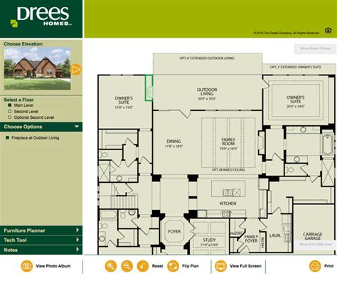 drees homes floor plans home design and style