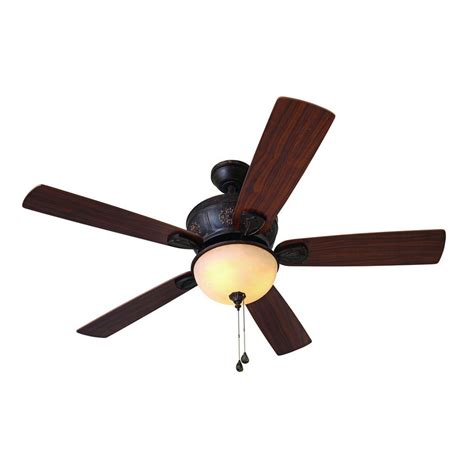 shop harbor 52 in multi position indoor ceiling fan