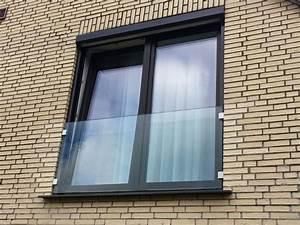 Verspiegeltes Glas Fenster : franz sischer balkon aus glas glasprofi24 ~ Markanthonyermac.com Haus und Dekorationen