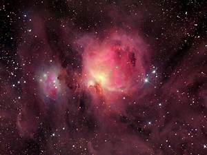 M42: Wisps of the Orion Nebula