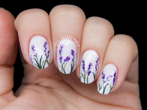Nail Design : Pretty Spring Nail Art Ideas