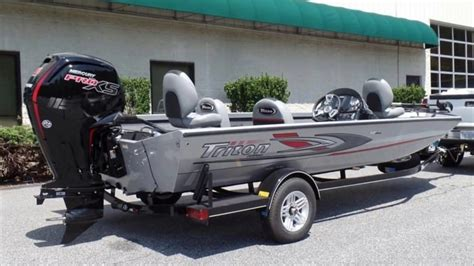 Used Bass Boats Charlotte Nc by New 2017 Triton 18tx Aluminum Bass Boat For Sale Near