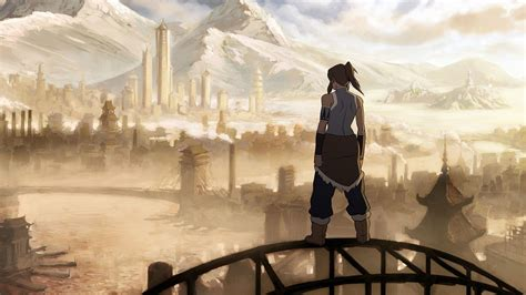 Oh Cinema Reflections The End Of The Legend Of Korra
